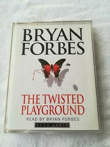 Bryan-Forbes-The-Twisted-Playground-cassette-audiobook-2-tapes-1994-abridged-rea