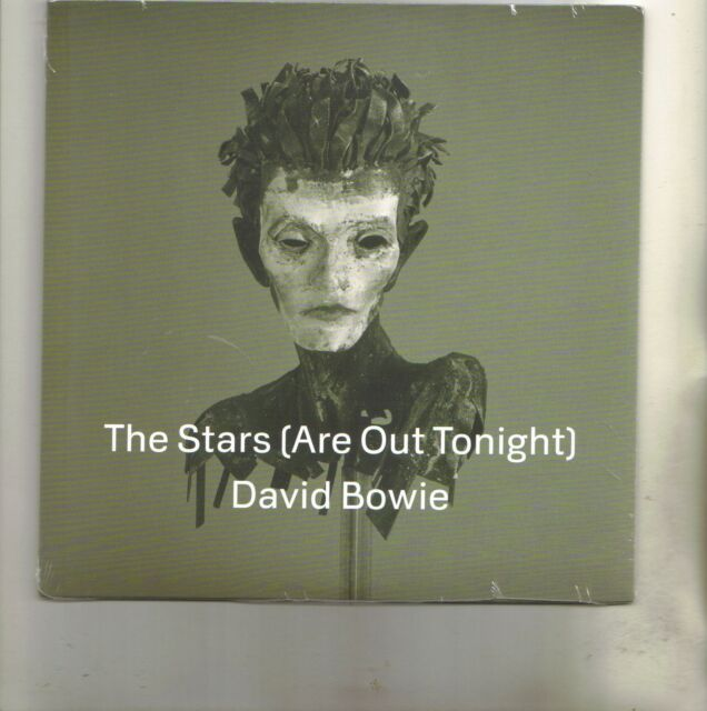 David Bowie The Stars (Are Out Tonight)/Where Are We Now US 45 w/PS Sealed