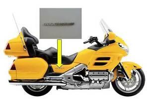 Emblem-Side-Cover-Genuine-Part-Honda-Goldwing-1800-Honda-C1-6