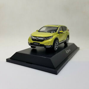 NEW 1//43 Honda CRV CR-V SUV Diecast Metal Model Car Gifts Collection Ornament