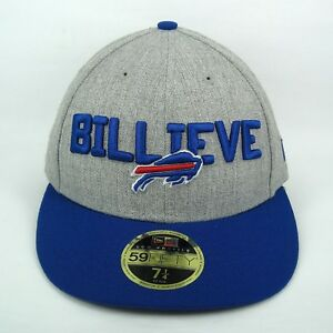 4 1 Era 7 Men's 5950 Buffalo New Cap Supporter Believe Fitted Bills Nfl P7xxqHdnwF