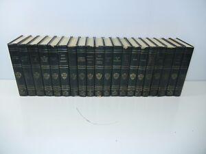 "1969 ""the harvard classics"" deluxe edition complete set: ebth."