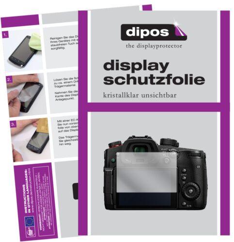 Kamera- & Fotozubehr 6x Panasonic Lumix DC-GH5S Schutzfolie klar ...