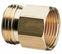 Nelson Industrial Brass Pipe And Hose Fitting For Male 3/4-inch Npt To Female Ho on sale