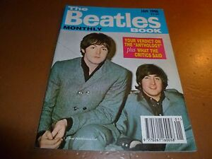 THE-BEATLES-BOOK-MONTHLY-Magazine-No-237-January-1996