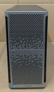 HP ProLiant ML350p Gen8 6C E5-2620 24GB Ram 7x900GB 2x146GB HDD Tower Server