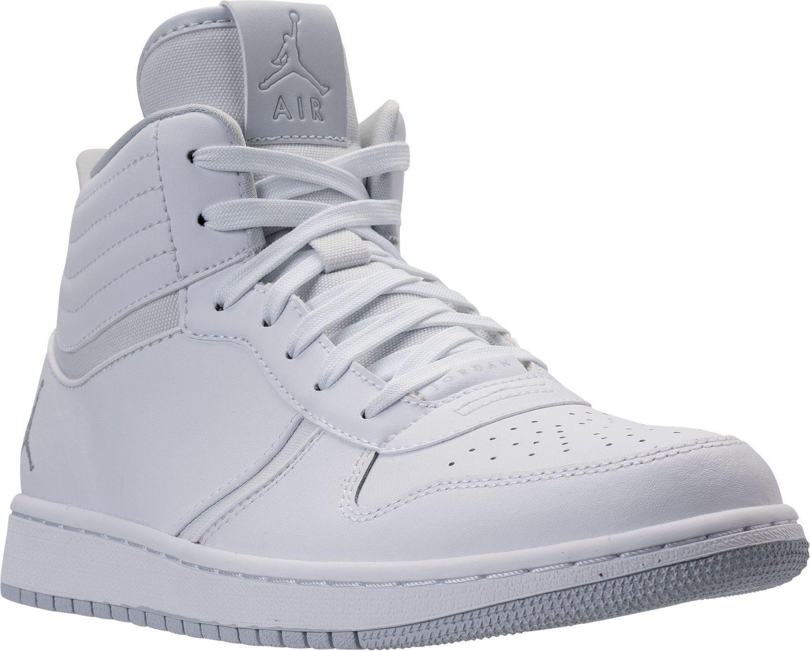 Mens Air Jordan Heritage Basketball shoes White 886312 100 Size 11.5
