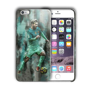 Iphone-4S-5-6-6S-7-8-X-XS-Max-XR-11-Pro-Plus-SE-Case-Cover-Leo-Messi-Soccer-n1