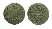 pci3471) SVIZZERA Swiss -  1/2 Batzen 1722 Valais