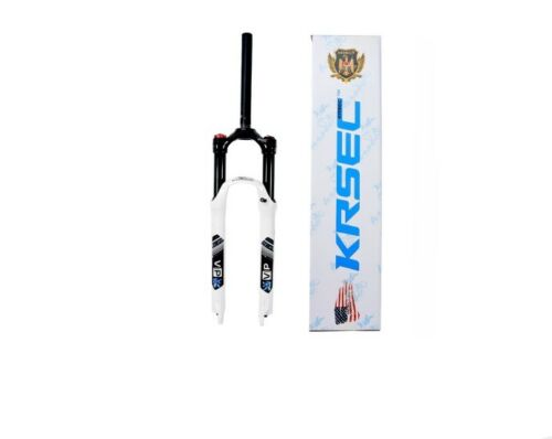 """26//27.5//29/"""" inch Air Suspension Front Fork 100mm 1-1//8/"""" for MTB Mountain Bike"""