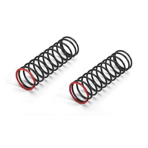 Red Color Redcat Racing 510120H Shock Spring Tr-mt10e 510120H 2 Hard