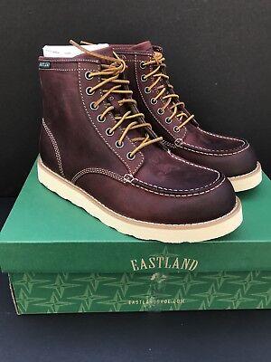 Box Eastland 7241-10D Mens Lumber up