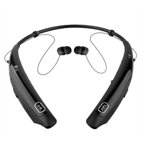 LG Tone PRO HBS-770 Bluetooth Wireless Headset Stereo Sound - BLACK