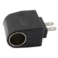 AC Wall Home adapter to Car charger AC 110V-220V to DC 12V Cigarette Converter