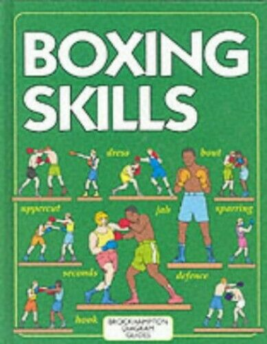 Boxing Skills  Brockhampton Diagram Guides  Hardcover  U2013 January 1 2000 For Sale Online