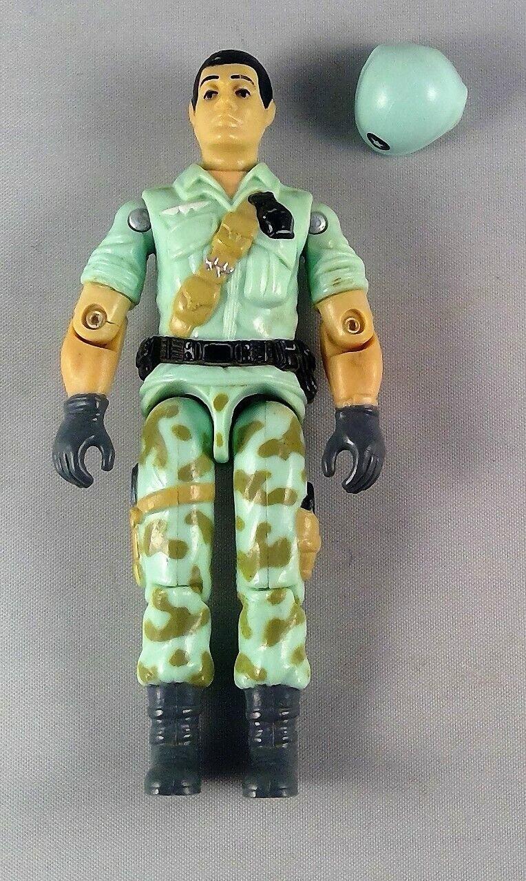 1987 Gi Joe Estrelladuster versión C 3.75  pulgadas figura de acción  1