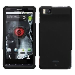 Hard-Rubberized-Case-for-Droid-X-MB810-Black