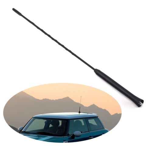 "16/"" Antenna Aerial AM FM Radio Roof Mast Whip Booster Fuba style for VW Toyota"