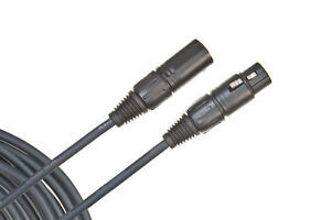 Planet-Waves-25-039-Foot-Classic-XLR-Microphone-Cable-4-pack-Cables
