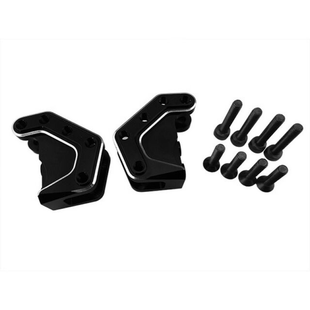 Hot Racing RRT12A01 Axial RR10 Bomber /& Wraith Lower Link//Shock Mounts 2