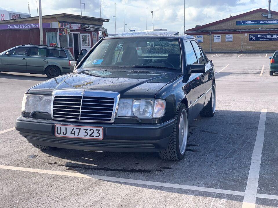 Mercedes 300 E, 3,0, Benzin