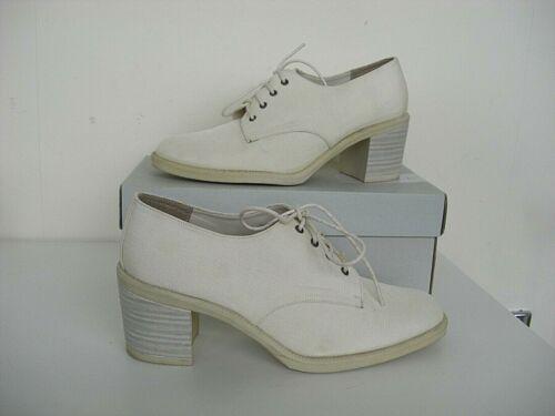 amp; Size 6 Fine Wedding Simpson Stead Heel Ivory Needlecord Block Shoes 4dAwq