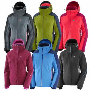Details zu Salomon Speed Jacket Herren Skijacke Snowboardjacke Winterjacke Funktionsjacke