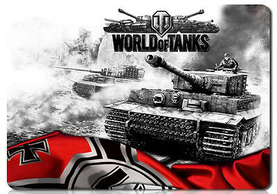 For World of Tanks Gaming mouse pad, computer mouse pad. Only beautiful
