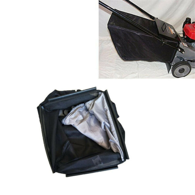 1pc Lawnmower Grass Catcher Bag For Honda HRJ216 SP216SH DL216 Black