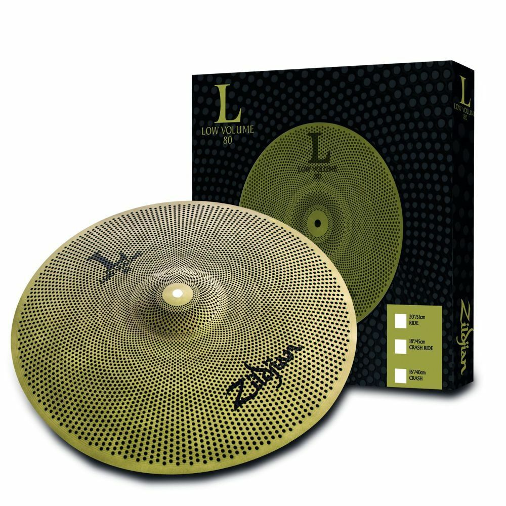 Zildjian Niedrig Volume 20'' Ride -
