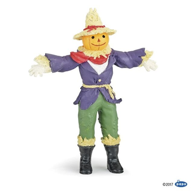 Papo 39120 Scarecrow 10 Cm Say and Fairy Tale