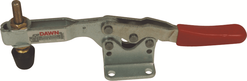 Dawn Tools TOGGLE CLAMP Horizontal Bar With In-Line Handle Australian Brand