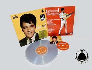 Elvis-Collectors-LP-The-Elvis-Presley-Way-LP-CD-set-Clear-Edition
