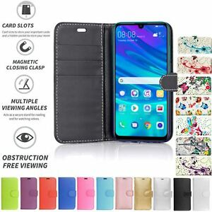 98d74181710 For Samsung Galaxy S10 Book Pouch Cover Case Wallet PU Leather | eBay