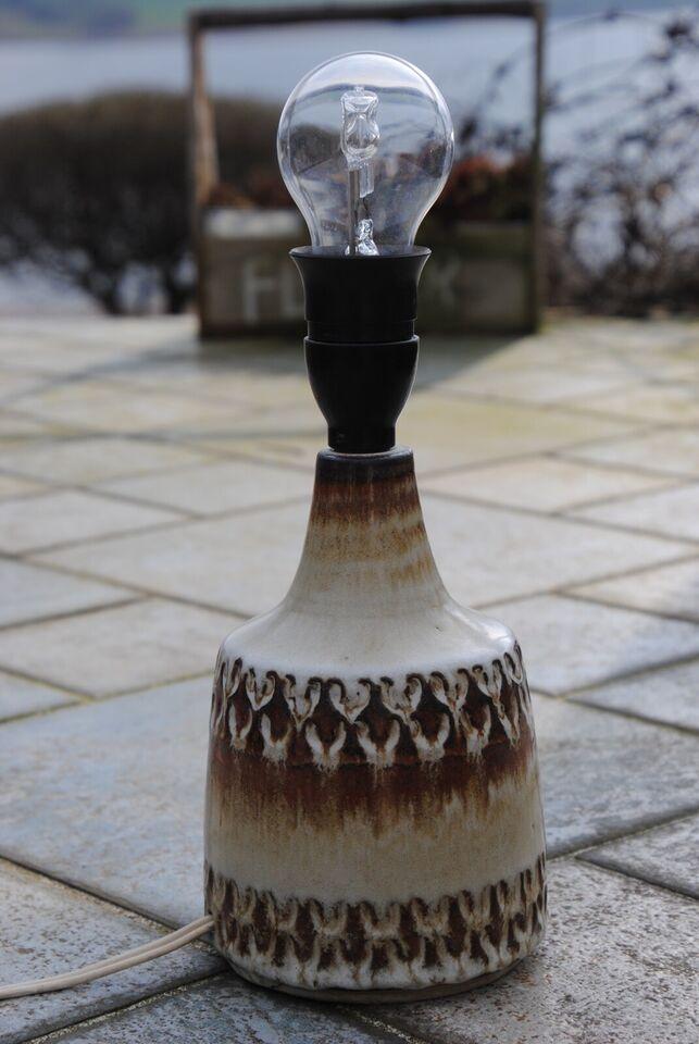 Lampe, Søholm keramik
