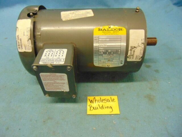 0fe105cdebb0 Baldor VM3559T Industrial Control System for sale online