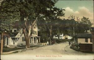 Central-Village-CT-Main-St-c1905-Postcard