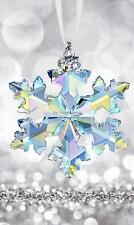 SWAROVSKI CHRISTMAS 2016 /25TH ANNIV ORNAMENT AB 5258537 MINT BOXED RETIRED RARE