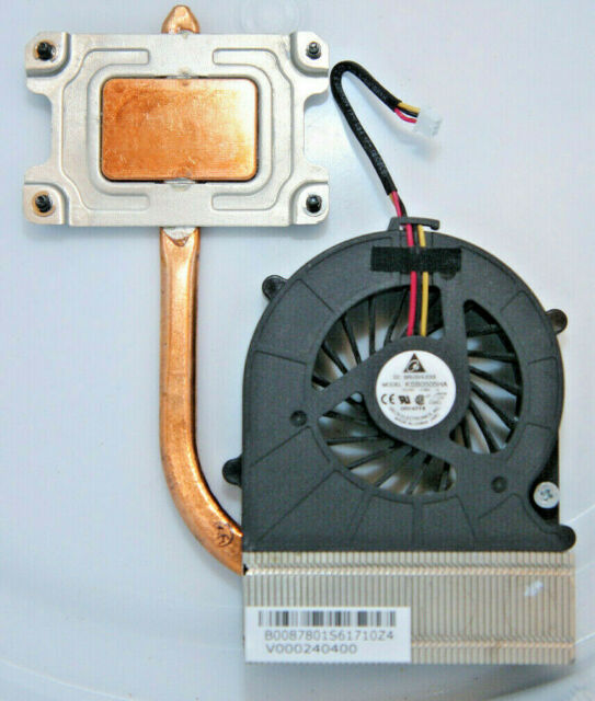 9M1N CPU Fan For Toshiba KSB0505HA-A