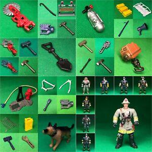 Fire-Rescue-Fireman-Firefighter-Action-Figuren-Chap-Mei-Feuerwehr