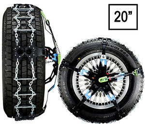 Snow Chains Car Van 4x4 Tyre