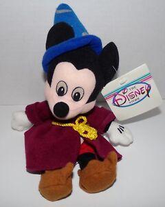 66f9ba65517 Fantasia Sorcerer Mickey Mouse Bean Bag Plush 8
