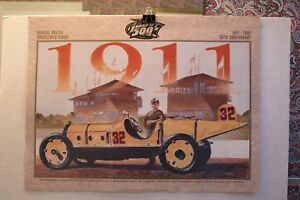 INDY-500-COLLECTORS-POSTER-2001-LIMITED-90TH-ANNIVERSARY-MORMON-WASP-EXCELLENT