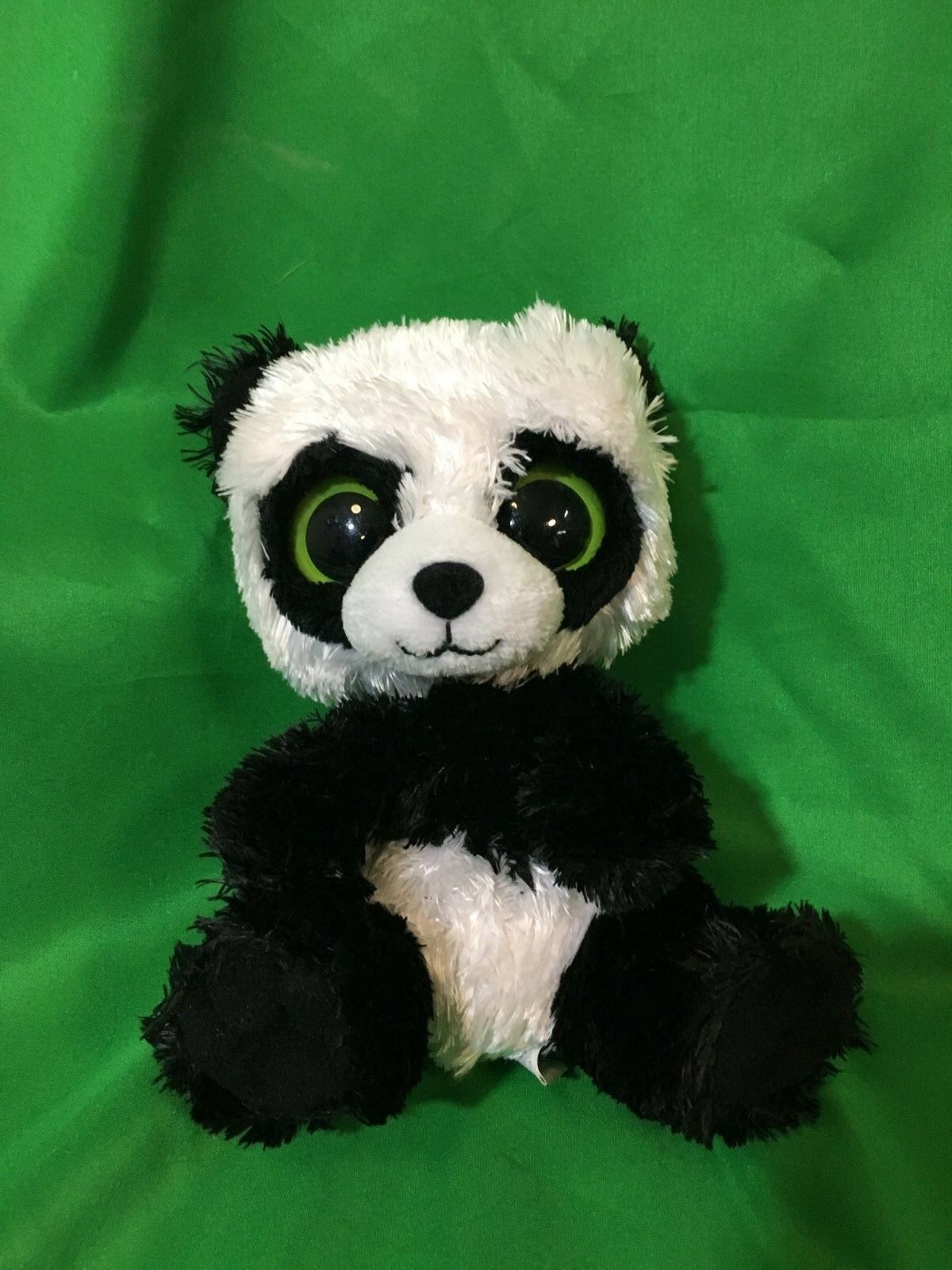 TY BEANIE BOOS BOO BAMBOO FIRST 1st UK VERSION RELEASE 2009 MINT