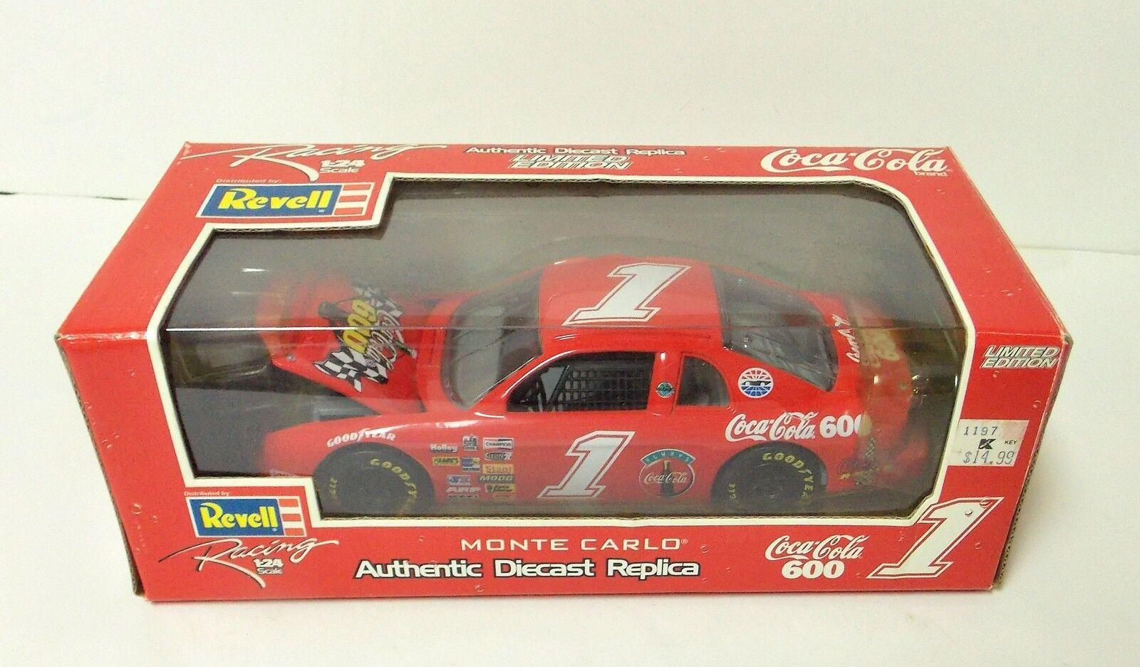 NASCAR DIECAST CAR MODEL Revell