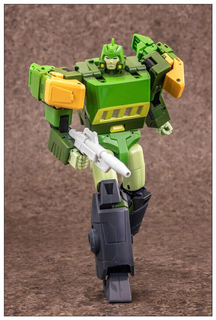 Pré-commande Transformers Jouet oculaire Max MMC Ox PS-12 Saltus G1 printemps MP échelle