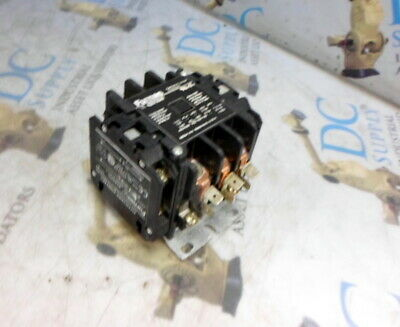 FURNAS 120-600VAC 3PH CONTACTOR 42BE35AF