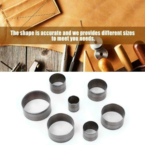 Leather Punching Tool Circular Puncher Punch Die for Leather Parts Tool