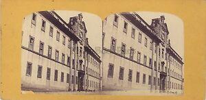Prato-Toscana-Italia-Stereo-Stereoview-Vintage-Albumina-Ca-1860