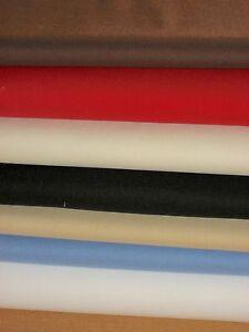 50-cm-HILCO-Baumwollstoff-Baumwolle-Stoff-Meterware-verschiedene-Farben